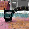 ỐP BẬC LÊN XUỐNG HYUNDAI  HD270, HD700, HD1000